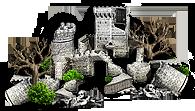 Руины Старого Замка